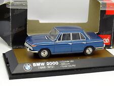 Schuco 1/43 - BMW 2000 Azul
