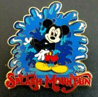 Disney Pin 3257 Splash Mountain Mickey