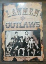 Lawmen & Outlaws by Great Mountain West supply (1997, Paperback, illustrated)