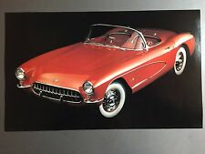 1957 Chevrolet Corvette Convertible Print, Picture, Poster RARE!! Awesome L@@K