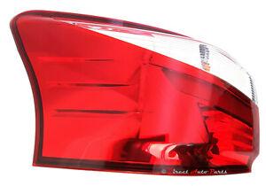 *NEW* TAIL LIGHT LAMP (GENUINE) for ISUZU MU-X MUX LS-M LS-T SUV 2/2017- ON LEFT