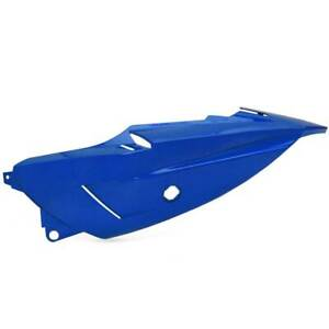 Cáscara Motor Derecho Azul Anodizado Peugeot Speedfight 2 50 100 '00/09 Fairing