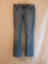 "Levi Strauss 518 - Low Rise Boot Cut Jeans - Size 7 - 30"" Inseam"