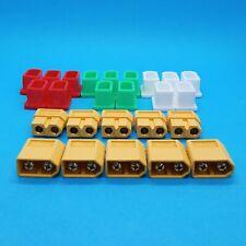 XT 60 Stecker - Buchsen und Schutzkappen Set