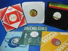 Vinyle Lot de 6 vinyles disques musica Reggae abandonnée RU