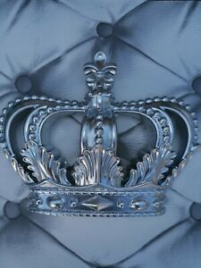 Crown decorations shabby chic