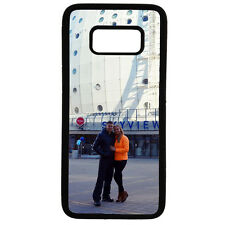 SAMSUNG GALAXY S8 PLUS - PERSONALISED HARD CASE with your own photo image