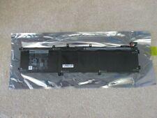 Genuine new DELL XPS 15 9550, Precision 5510 battery 4GVGH  84Wh
