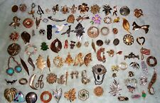 Vintage Costume Jewelry Good & Craft LOT 20 lbs NECKLACES Earrings BRACELETS Pin
