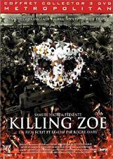 Killing Zoe - Coffret Collector 3 DVD