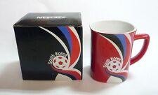 "NESCAFE COFFEE Red FIFA Mug SOUTH KOREA World Cup 2014 Nestle 3.5"" Malaysia"