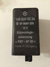 Mercedes-Benz W168 A-Klasse Steuergerät Sitzerkennung Beifahrersitz A1688200526