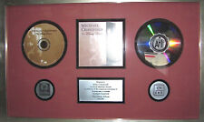 ARIA Awards Presented To John Cracknell Micheal Crawford The Disney Album FMR
