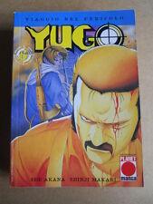 YUGO Viaggio Nel Pericolo - Shu Akana vol.6 Planet Manga   [G370N]