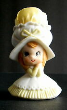 Napcoware Girl Pincushion 3 in T Sewing Accessory