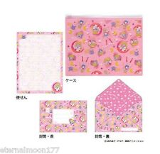 Sailor Moon Stationery Set Soldier Letter Full Pattern Pink
