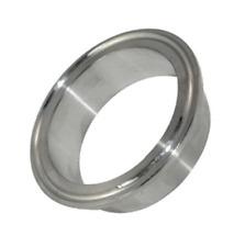 304 Stainless Steel 2 Ferrule Gasket Tri Clamp Sanitary Fitting