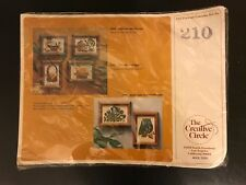 Creative Circle•210•Kit•Popcorn And Donuts•Designed By Bob Shafor