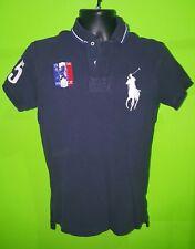 POLO Ralph Lauren Vintage FRANCE #45 1934 ALPC Big Pony Shirt - sz Small