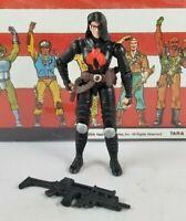 Original 2005 GI JOE BARONESS V7 ARAH not Complete UNBROKEN figure Valor Venom