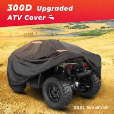 300D Heavy Duty ATV Cover Storage For Polaris Sportsman 450/570/850/800/500 XP