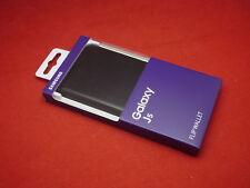Original Samsung Galaxy J5 J500F Tasche Case Flip Cover Hülle Cover Schutz Hülle
