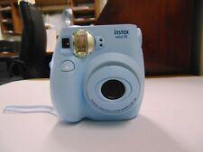 Fujifilm Instax Mini 7S Instant Camera Bundle - Light Blue