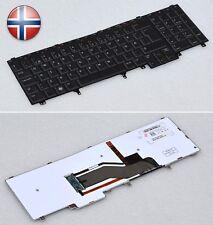 Notebook Keyboard teclado Dell Precision m4600 m6600 m6700 011mrm norw #323