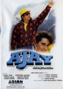 Ajay (Original Hindi Movie) New DVD