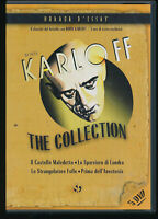 EBOND  Boris Karloff. The Collection  DVD D556541