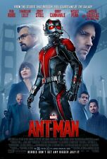Ant Man poster - Paul Rudd, Michael Douglas, Antman poster (v2)