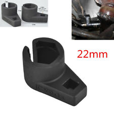 "Iron 22mm 3/8"" Double Square Hole Drive Oxygen Sensor Offset Removal Socket Tool"