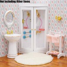 1:12 Dollhouse Miniature Accessories Metal Kettle Pretend Play Kitchen Toys NMCA