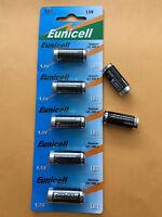 6 pcs new LR1 N UM-5 AM5 E90 910A MN9100 1.5V Card Alkaline Super Battery