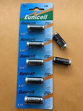 5 pcs new LR1 N UM-5 AM5 E90 910A MN9100 1.5V Card Alkaline Super Battery