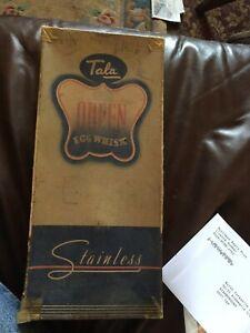 Vintage Tala Queen Egg Whisk in original box. No.690