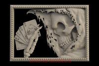 3D Model for CNC Router STL File Artcam Aspire Vcarve Wood Carving.IS595
