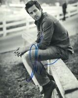 HOT SEXY ARMIE HAMMER SIGNED 8X10 PHOTO AUTHENTIC AUTOGRAPH COA D
