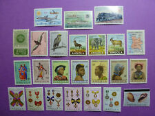 LOT 5361 TIMBRES / STAMP THEME POSTE AERIENNE + DIVERS ANGOLA ANNÉE 1950-1981