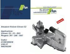 Attuatore frizione Citroen C2 013981000038 - 9682562280 - 2182.C7