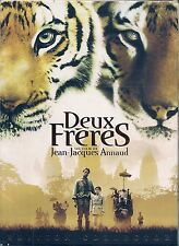 COFFRET DIGIPACK COLLECTOR 3 DVD--DEUX FRERES--JEAN-JACQUES ANNAUD