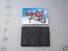 LIBRETTO USO E MANUTENZIONE IN TEDESCO PER BMW K1600GT DEL 2010