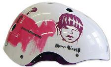 Lazer One Trashy Helmet White Pink Large - XLarge 58-61cm