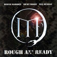 Rough an' Ready by M3/Micky Moody (Michael Joseph Moody)/Neil Murray CD