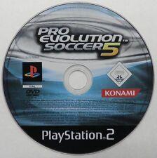 Jeu seul PRO EVOLUTION SOCCER 5 pes 5 pour playstation 2 PS2 de foot ball loose