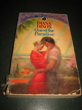 Quest For Paradise by Diana Dixon (Paperback, 1983)