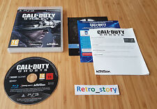 Sony Playstation PS3 Call Of Duty Ghosts PAL