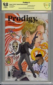 Prodigy.  #1 Surprise Comics Exclusive Signed/Remarked by Eric Henson Ltd to 500