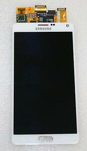 ORIGINAL OEM GENUINE FULL LCD ASSEMBLY FOR SAMSUNG GALAXY NOTE 4. T/P/A/M/F/V