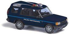 Land Rover Discovery Polizia Penitenziaria 1998 1 87 Diorama Model Busch